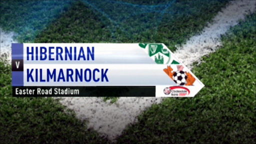 Hibernian v Kilmarnock