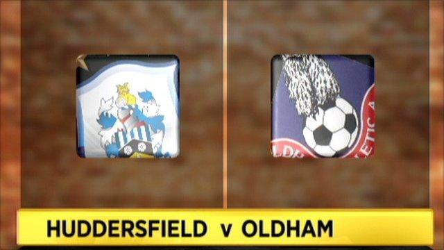 Huddersfield v Oldham