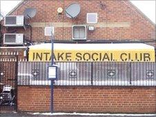 Intake Social Club