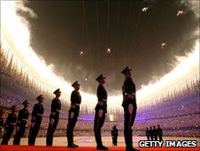 Beijing 2008 opening ceremony