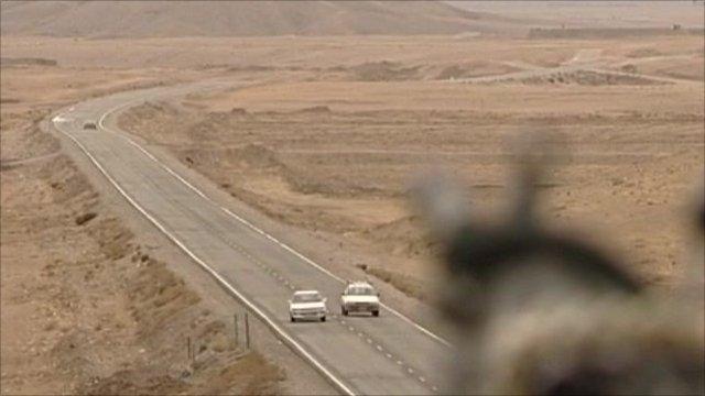 'Highway One' in Kandahar