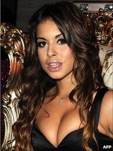 Karima El Mahroug, file pic