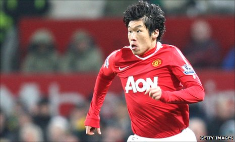 8fa311ff3 BBC Sport - Football - Manchester United lose Park Ji-sung to ...