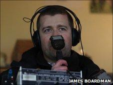BBC Sussex and BBC Surrey's Crawley commentator John Barnett