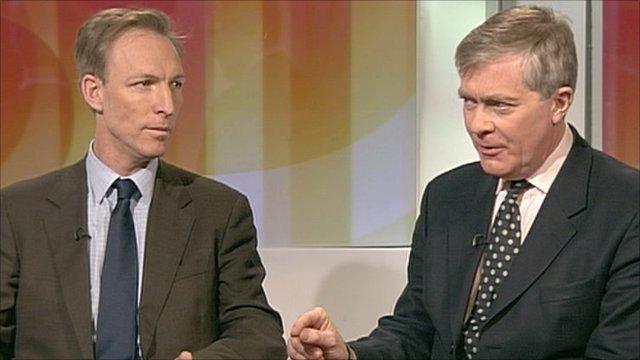 Jim Murphy and Patrick Mercer