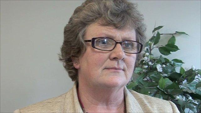 Treasury Minister, Anne Craine