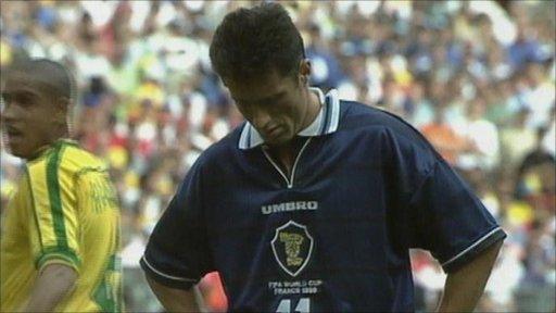 Former Scotland midfielder John Collins