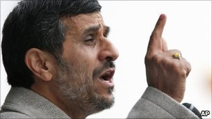 Mahmoud Ahmadinejad (11 February 2011)