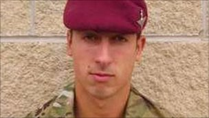 L/Cpl Kyle Cleet Marshall