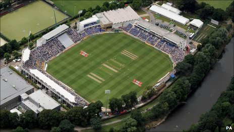 Glamorgan Cricket Club secures £1m extra council loan. Swalec Stadium