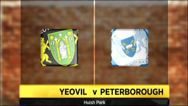 Yeovil-Peterborough
