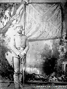 Emanuel Rudasill, Company M, 16th North Carolina Regiment, of the Confederate army
