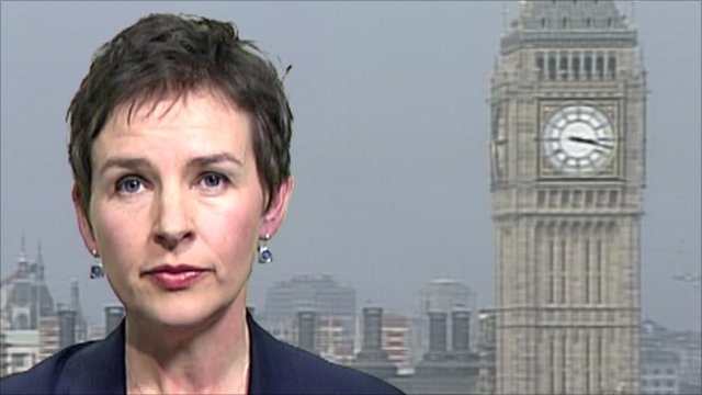Shadow Environment Secretary, Mary Creagh