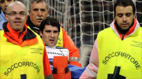 Tottenham's Vedran Corluka