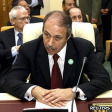 Former Egyptian Interior Minister Habib el-Adly (image from 2005)