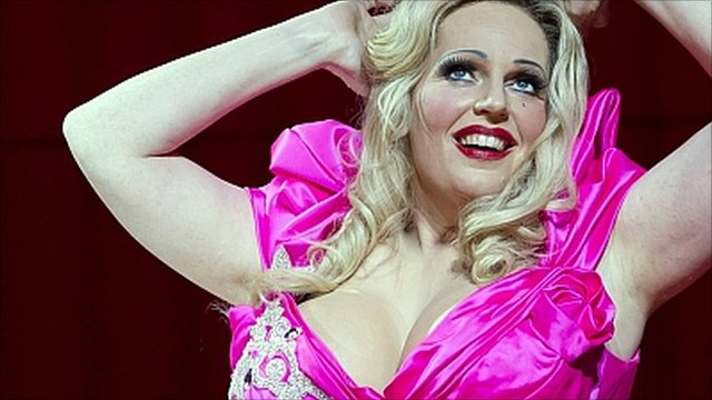 Eva Maria Westbroek as Anna Nicole Smith