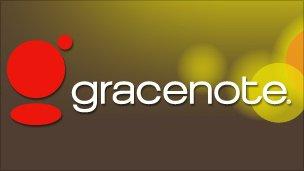 Gracenote website screen grab