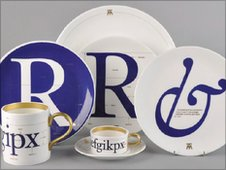 Flux tableware