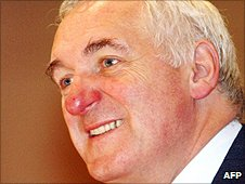 (File photo from 2006) Bertie Ahern