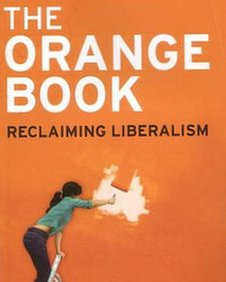 The front cover of The Orange Book