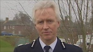 Chief Constable Stephen Otter