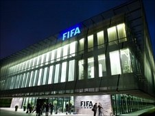 Fifa HQ in Zurich
