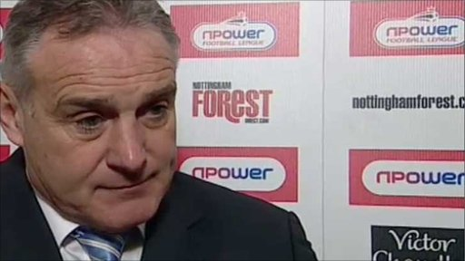 Cardiff City boss Dave Jones