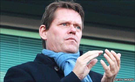 Frank Arnesen