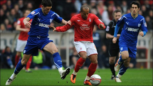 Nottingham Forest v Cardiff