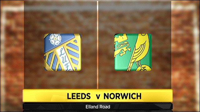 Leeds v Norwich