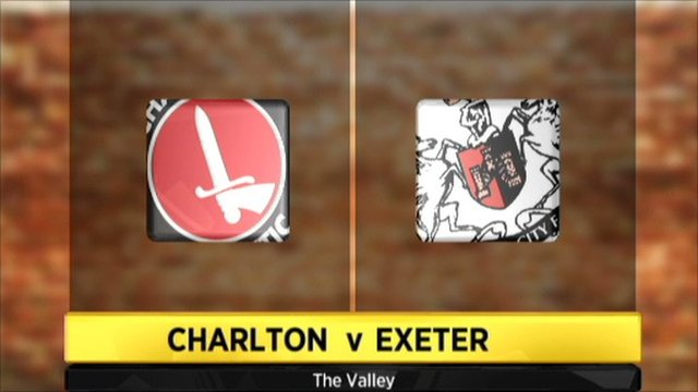 Highlights - Charlton 1-3 Exeter