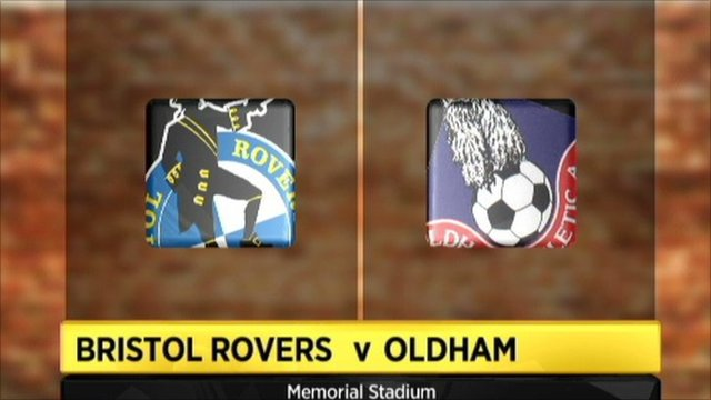 Highlights - Bristol Rovers 1-0 Oldham