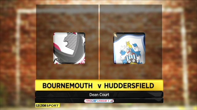 Bournemouth v Huddersfield