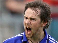 Sean Johnston of Cavan