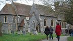 Kate Middleton tour: St Andrew's Church