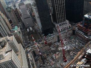 Production at Ground Zero