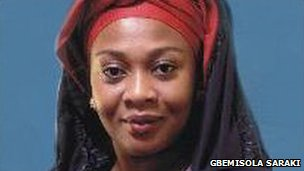 Senator Gbemisola Saraki
