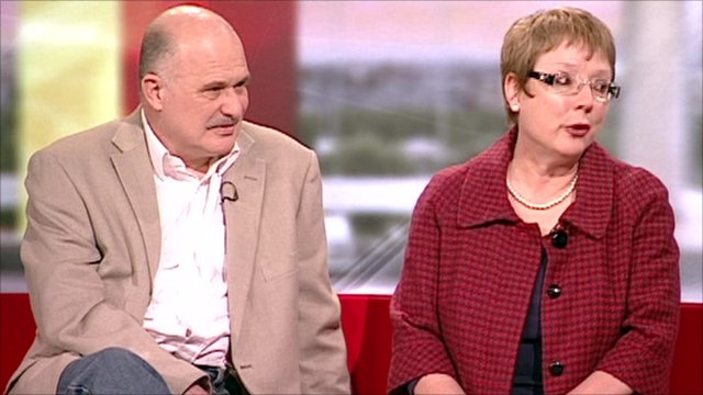 Gill and John Bettison