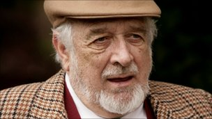 Nicholas Courtney in The Sarah Jane Adventures