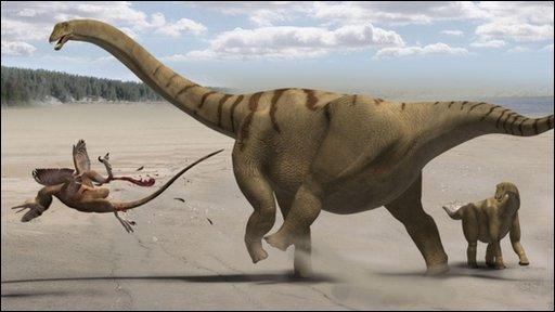 Thunder Thighs Dino