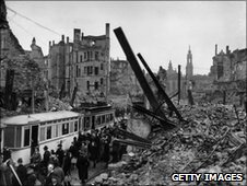 Dresden, 1946