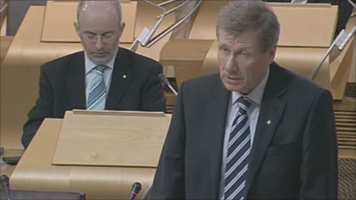 Justice Minister Kenny Macaskill attacks  the role of the UK Supreme Court in criminal cases.