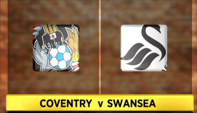 Coventry v Swansea