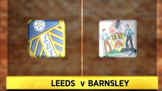 Leeds v Barnsley