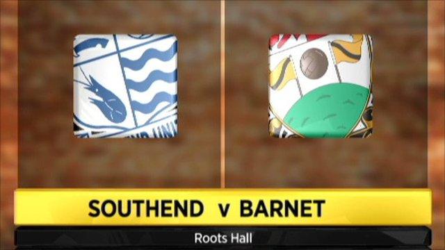 Southend v Barnet