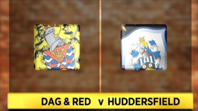 Dag & Red v Huddersfield