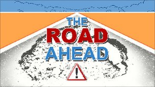 Road Ahead graphic