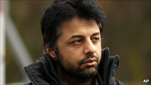 Shrien Dewani arriving in court on 24 February