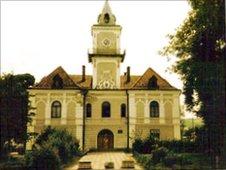 Dobromyl's town hall