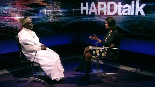 HARDtalk with Ibrahim Shekarau, Nigerian presidential candidate